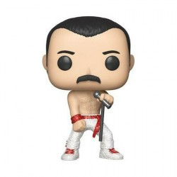 Figur Pop Queen Freddie Mercury Diamond Glitter Limited Edition Funko Geneva Store Switzerland