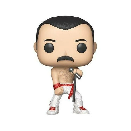 Figur Pop Diamond Music Queen Freddie Mercury Glitter Limited Edition Funko Geneva Store Switzerland