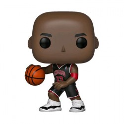 Figurine Pop Basketball NBA Bulls Michael Jordan Black Uniform Edition Limitée Funko Boutique Geneve Suisse