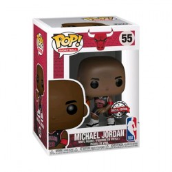 Figur Pop Basketball NBA Bulls Michael Jordan Black Uniform Limited Edition Funko Geneva Store Switzerland