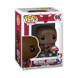 Figuren Pop Basketball NBA Bulls Michael Jordan Black Uniform Limitierte Auflage Funko Genf Shop Schweiz