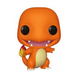 Figurine Pop Pokemon Charmander (Rare) Funko Boutique Geneve Suisse