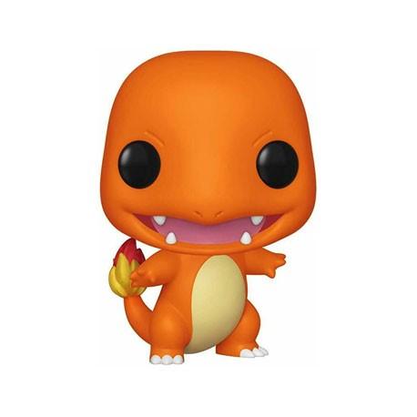Figurine Pop Pokemon Charmander (Rare) Funko Boutique Geneve Suisse