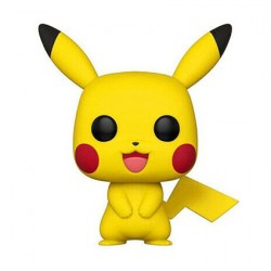 Figurine Pop Pokemon Pikachu Edition Limitée Funko Boutique Geneve Suisse