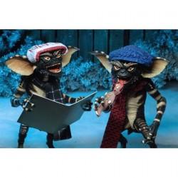 Figurine Gremlins 2-Pack Xmas Carol Winter Scene Set 1 Neca Boutique Geneve Suisse