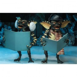 Figur Gremlins 2-Pack Xmas Carol Winter Scene Set 2 Neca Geneva Store Switzerland