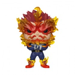 Figurine Pop My Hero Academia Endeavor Edition Limitée Funko Boutique Geneve Suisse