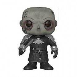 Pop TV Game of Thrones 6 inch Unmasked The Mountain