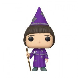 Figurine Pop Phosphorescent Stranger Things Will the Wise Edition Limitée Funko Boutique Geneve Suisse