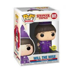Figuren Pop Phosphoreszierend Stranger Things Will the Wise Limitierte Auflage Funko Genf Shop Schweiz