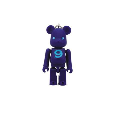 Figuren Bearbrick Birthday Septembre von Medicom MedicomToy Kleine Figuren Genf