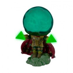 Figurine Pop Phosphorescent Spider-Man Far From Home Mysterio Edition Limitée Funko Boutique Geneve Suisse