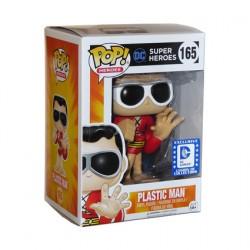 Figuren Pop DC Comics Heroes Plastic Man Limitierte Auflage Funko Genf Shop Schweiz