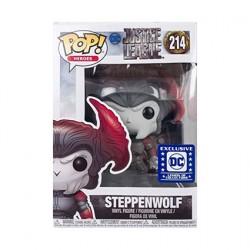 Figurine Pop DC Comic Justice League Steppenwolf Edition Limitée Funko Boutique Geneve Suisse