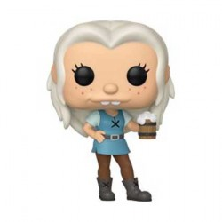 Figur Pop Cartoons Disenchantment Bean Funko Geneva Store Switzerland