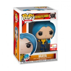 Figurine Pop E3 Convention 2019 Borderlands Maya Edition Limitée Funko Boutique Geneve Suisse
