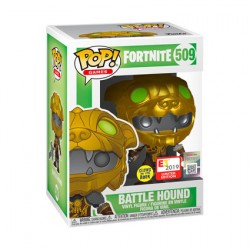 Figur Pop E3 Convention 2019 Fortnite Battle Hound Limited Edition Funko Geneva Store Switzerland