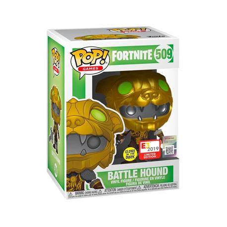 Figurine Pop E3 Convention 2019 Fortnite Battle Hound Edition Limitée Funko Boutique Geneve Suisse