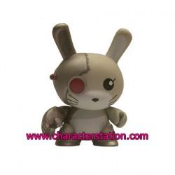 Figurine Dunny 2Tone par Chuckboy Kidrobot Designer Toys Geneve