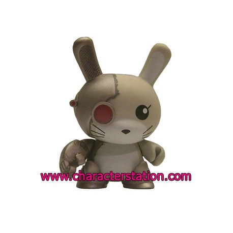 Figur Dunny 2Tone by Chuckboy Kidrobot Designer Toys Geneva