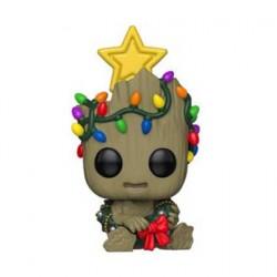 Figur Pop Marvel Holiday Groot Funko Geneva Store Switzerland