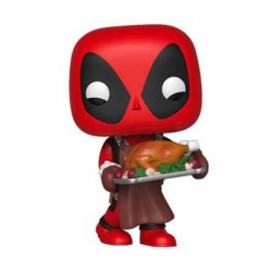 Figurine Pop Marvel Holiday Deadpool Funko Boutique Geneve Suisse