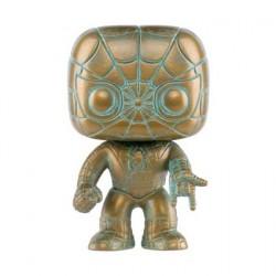 Figuren Pop Marvel 80th Anniversary Spider-Man Patina Limitierte Auflage Funko Genf Shop Schweiz