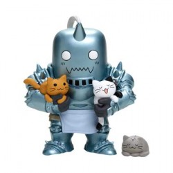 Pop Fullmetal Alchemist Alphonse Elric with Kittens Limited Edition