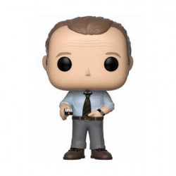 Figurine Pop TV Married with Children Al Bundy with Remote Funko Boutique Geneve Suisse