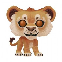 Figur Pop Movie Lion King Simba Flocked Limited Edition Funko Geneva Store Switzerland