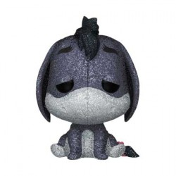 Figurine Pop Diamond Winnie the Pooh Eeyore Glitter Edition Limitée Funko Boutique Geneve Suisse