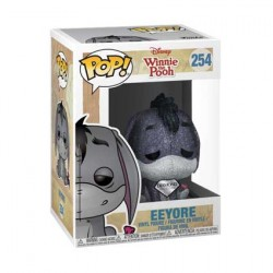 Figur Pop Diamond Winnie the Pooh Eeyore Glitter Limited Edition Funko Geneva Store Switzerland