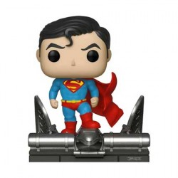 Figurine Pop Movie Moment Superman on Gargoyle Edition Limitée Funko Boutique Geneve Suisse