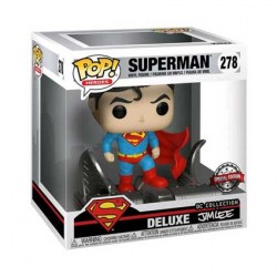 Figur Pop Movie Moment Superman on Gargoyle Limited Edition Funko Geneva Store Switzerland