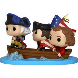 Figurine Pop Movie Moment American History George Washington Delaware Edition Limitée Funko Boutique Geneve Suisse