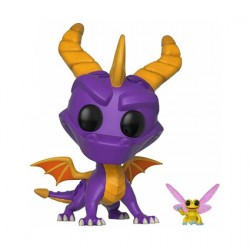 Figurine Pop Spyro The Dragon Spyro & Sparx (Rare) Funko Boutique Geneve Suisse