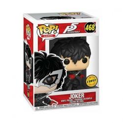 Figurine Pop Games Persona 5 Joker Chase Edition Limitée Funko Boutique Geneve Suisse