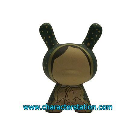 Figurine Dunny Azteca 2 par Miguel De La Barracuda Kidrobot Boutique Geneve Suisse