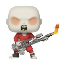 Figurine Pop Mad Max Fury Road Coma Doof Unmasked with Flames Edition Limitée Funko Boutique Geneve Suisse