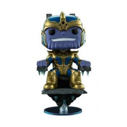Figurine Pop 20 cm Marvel Thanos on Throne (Rare) Funko Boutique Geneve Suisse