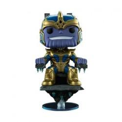 Figurine Pop 20 cm Marvel Thanos sur Trône (Rare) Funko Boutique Geneve Suisse