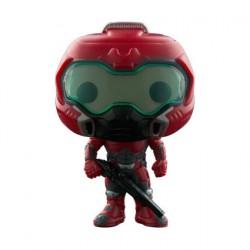 Figurine Pop Games Doom Elite Space Marine Édition Limitée Funko Boutique Geneve Suisse