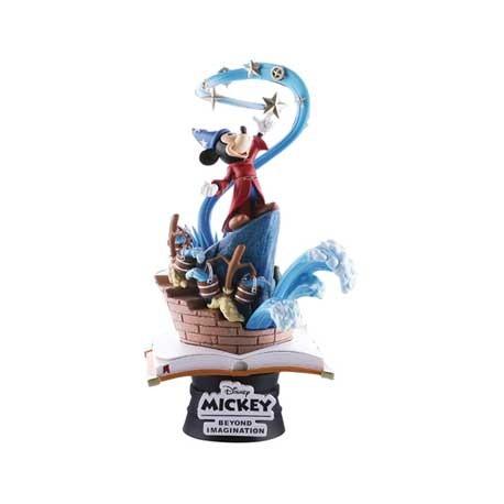 Figur Disney Select 90th Mickey Anniversary Sorcerer's Apprentice Diorama Beast Kingdom Geneva Store Switzerland