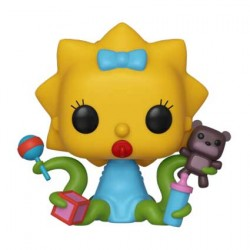 Figurine Pop Cartoons The Simpsons Alien Maggie Funko Boutique Geneve Suisse