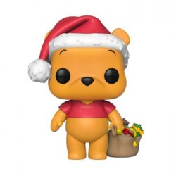 Figur Pop Disney Holiday Winnie the Pooh Funko Geneva Store Switzerland