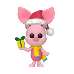Figurine Pop Disney Holiday Piglet Funko Boutique Geneve Suisse
