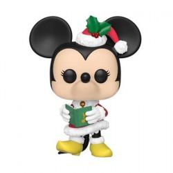 Figurine Pop Disney Holiday Minnie Funko Boutique Geneve Suisse