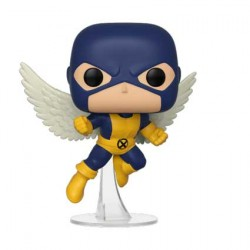 Figurine Pop Marvel 80th Anniversary X-Men First Appearance Angel Funko Boutique Geneve Suisse