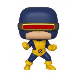 Figurine Pop Marvel 80th Anniversary X-Men First Appearance Cyclops Funko Boutique Geneve Suisse