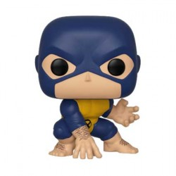 Figurine Pop Marvel 80th Anniversary X-Men First Appearance Beast Funko Boutique Geneve Suisse